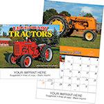 Legendary Tractors Wall Calendars